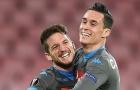 """Trước trận gặp Liverpool, Napoli báo tin vui cho bộ đôi """"công thần"""""""