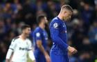 Đây, điều các cầu thủ Chelsea làm với Barkley sau quả penalty bị bỏ lỡ