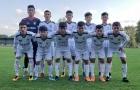 Em họ Công Phượng ghi bàn, U18 HAGL JMG tiếp tục chiến thắng tại Hà Lan