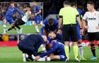 SỐC! Cựu sao Arsenal vào bóng ghê rợn, Mason Mount suýt gãy chân