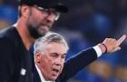 Napoli hạ gục Liverpool, Ancelotti tuyên bố không ngờ trước Klopp