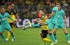 Reus vô duyên, Ter Stegen hóa 'thần', Dortmund hòa đáng tiếc trước Barca