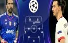 Đội hình 11 danh thủ xuất chúng chưa từng lên ngôi Champions League