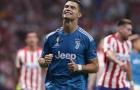 Juventus hòa Atletico Madrid và đây là phản ứng của Ronaldo