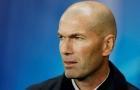 57% CĐV Real muốn ban lãnh đạo làm 1 điều với Zidane