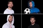 Diện đồ cực chất, Messi có màn ra mắt tuyệt vời cho thương hiệu thời trang mới