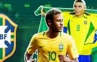 Giá trị các huyền thoại tính ở TTCN hiện tại: Ronaldo gấp đôi Neymar