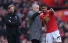 Rashford: 'Man Utd thời Mourinho không có được điều đó'