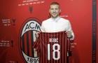 Tiết lộ: AC Milan suýt để mất sao 30 triệu euro vào tay Inter Milan