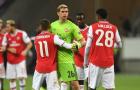 Đội hình tiêu biểu lượt 1 Europa League: Arsenal góp 3, Man United chỉ có 1