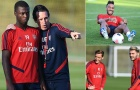 'Bom tấn' tịt ngòi, HLV Emery giáo huấn đặc biệt trên sân tập Arsenal