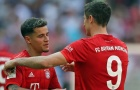 Được Lewandowski nhường penalty, Coutinho 'đáp lễ' đồng đội sau trận