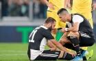 'Trò cưng của Sarri' bật khóc trong ngày Juventus chạm trán Hellas Verona
