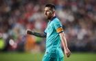 Liên tục lập công, 'Mèo lười' chung mâm với Messi ở một hạng mục