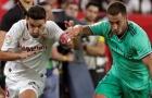NÓNG! Siêu tân binh Real làm điều không tưởng ở trận đấu với Sevilla