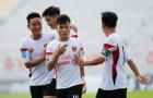 10 con số thống kê ấn tượng của CLB Long An ở Hạng Nhất 2019