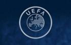 CHÍNH THỨC: UEFA công bố giải đấu mới