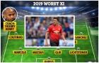 Đội hình tệ nhất năm 2019: 'Cú lừa' FIFA, thảm họa Big 4 cũ