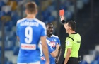 """Nhận thẻ đỏ, """"đá tảng"""" của Napoli vẫn được Ancelotti bênh vực"""