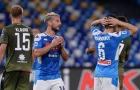 Tung 30 cú sút, Napoli vẫn ôm hận trước Cagliari