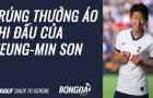 """Cơ hội sở hữu áo đấu với chữ kí độc quyền từ """"hoàng tử châu Á"""" Heung-min Son"""