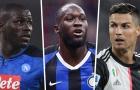 Top 10 ngôi sao Serie A được đánh giá cao nhất trong FIFA 20