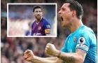 Xhaka một bước lên mây, chung mâm Messi trong nhóm 9 sao đặc biệt