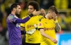 Dortmund văng khỏi top 6, Reus như muốn rơi nước mắt