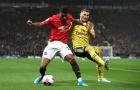 4 sao Man Utd tệ nhất ở trận hòa Arsenal: 'Thảm họa' cánh phải