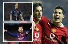 13 'quái vật' ghi 4 bàn trở lên trong 1 trận Champions League: Thiên nga vùng Utrecht, Si-Ro