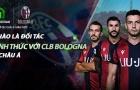 JBO Vietnam ký kết hợp đồng Đối tác Châu Á cùng CLB Ý Lừng Danh Bologna F.C. 1909