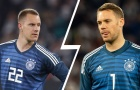 CHÍNH THỨC: Đội tuyển Đức chốt danh sách triệu tập tháng 10