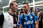 Góc thống kê: So sánh 2 trung vệ Hà Lan của Inter và Juventus