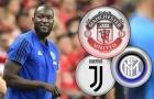 Lukaku và 4 cái tên được cả Inter Milan lẫn Juventus theo đuổi trong mùa hè 2019