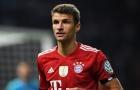 Thomas Mueller: 'Chân giá trị' của Bayern Munich