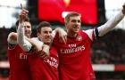 Góc Arsenal: Sau cặp đôi '4-6', Pháo thủ đã tìm thấy 1 thủ lĩnh mới?