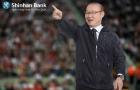 Shinhan đồng hành cùng HLV Park thực hiện giấc mơ lớn tại World Cup 2022