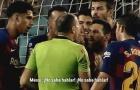 Tiết lộ: Messi đã cố gắng cứu Ousmane Dembele đến cùng!