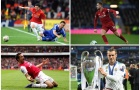 10 ngôi sao rực sáng khi chuyển đổi vị trí: Phát kiến của Wenger và 'ma tốc độ'
