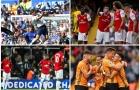 10 thống kê Premier League nổi bật: Kẻ hai mặt, chân gỗ và máy chém