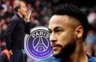 Neymar nhận 'búa rìu' từ dư luận, HLV PSG đứng ra bảo vệ