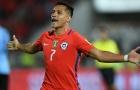 10 cầu thủ có số lần khoác áo đội tuyển Chile nhiều nhất: Alexis Sanchez và 'thế hệ vàng'