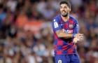 3 'sát thủ' Châu Âu gõ cửa Barca thay thế Suarez: Gọi tên 'quái thú' 1m91