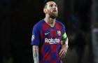 'Messi đã bị đối xử quá bất công'