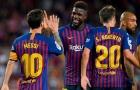 Bất mãn Valverde, mục tiêu số 1 của Man Utd quyết dứt áo rời Barcelona