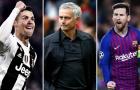 Mourinho: 'Messi hay Ronaldo là G.O.A.T? Không ai cả. Cậu ấy mới là số 1'