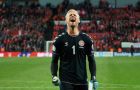 4 pha cản phá như 'siêu nhân', Kasper Schmeichel thay đổi số phận Đan Mạch ở vòng loại