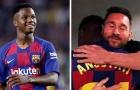 Barca vào guồng, cơ hội nào để 'cơn gió lạ' song sát cùng Messi?