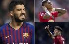 7 mục tiêu Barca nhắm đến để thay thế Suarez: Đẳng cấp và tương lai