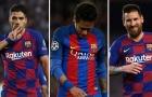 Barcelona với đội hình hay nhất thập kỷ qua: Messi 'in', Neymar 'out'